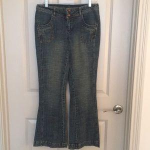 DKNY Flare Jeans